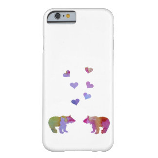 Bear Cubs Barely There iPhone 6 Case