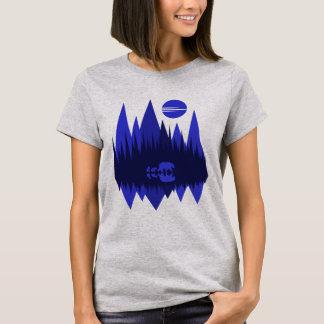 Bear & Cubs (Blue) T-Shirt