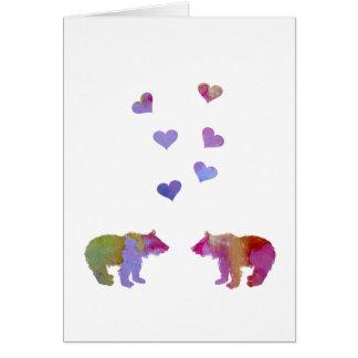 Bear Cubs Card