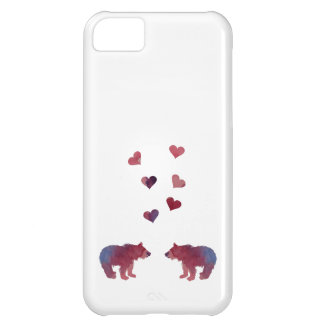 Bear Cubs Case For iPhone 5C