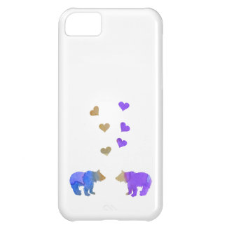 Bear Cubs iPhone 5C Cover