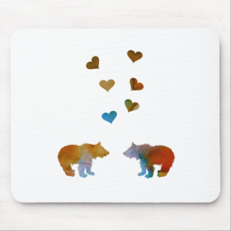 Bear Cubs Mouse Pad