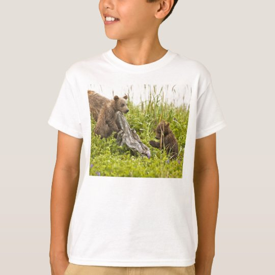 Bear Cubs playing T-Shirt