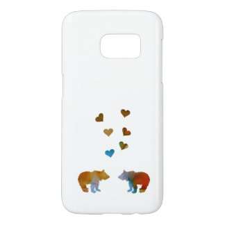 Bear Cubs Samsung Galaxy S7 Case
