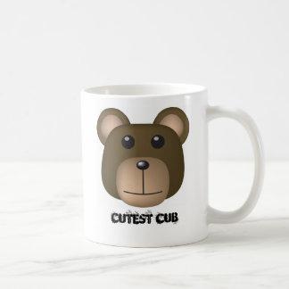 Bear, Cutest Cub Coffee Mug