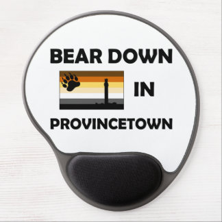 Bear Down In Provincetown Gel Mouse Pad