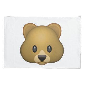 Bear - Emoji Pillowcase