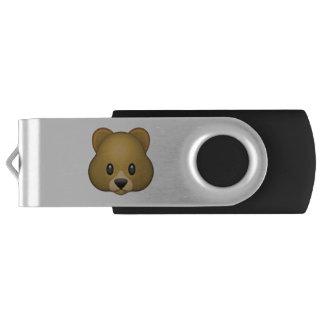 Bear - Emoji USB Flash Drive