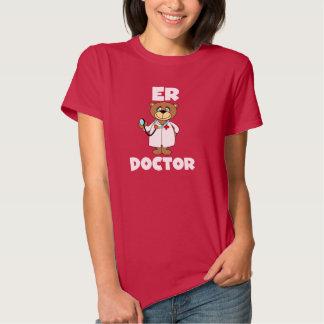 Bear ER Doctor Tshirt