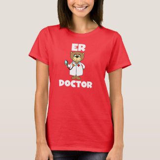 Bear ER Doctor Tshirt