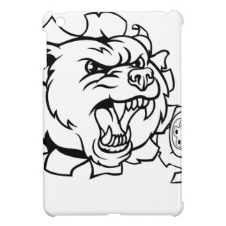 Bear Esports Mascot Cover For The iPad Mini