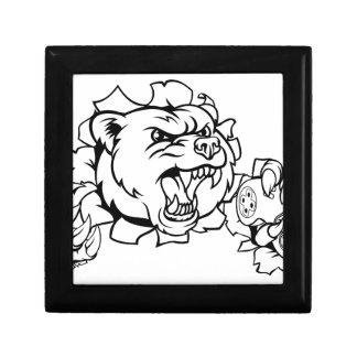 Bear Esports Mascot Gift Box