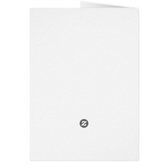 Bear Fine Art Plain Card
