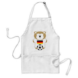 BEAR GERMANY STANDARD APRON