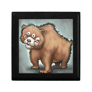Bear Gift Box