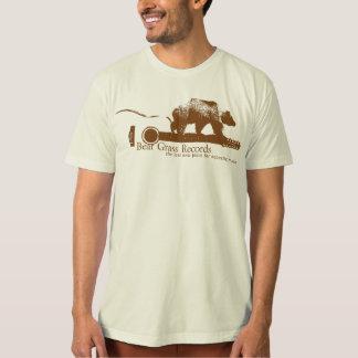 Bear Grass Records Organic T-Shirt