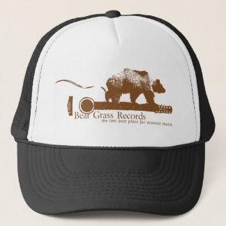 Bear Grass Records Trucker Hat