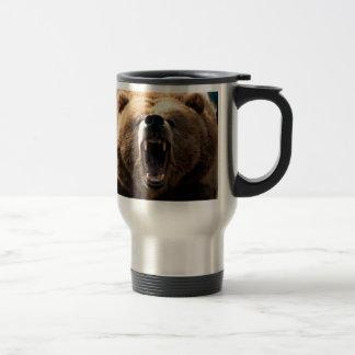 Bear Growl, Bear Pride, BEAR Travel Mug