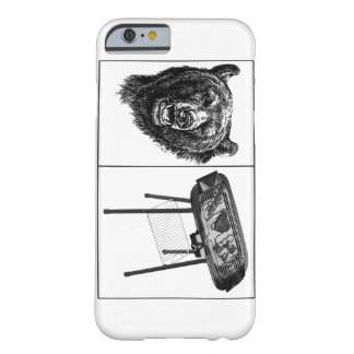 Bear Grylls Barely There iPhone 6 Case