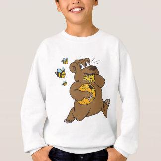 Bear honey bees honey bees brown bear sweatshirt