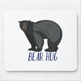 Bear Hug Mouse Pad