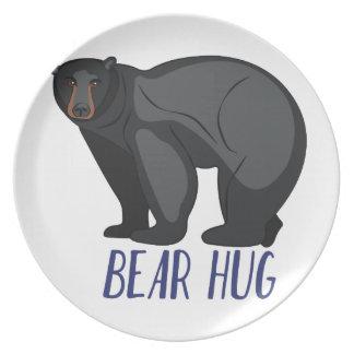 Bear Hug Plate