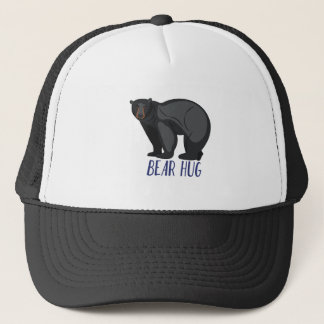 Bear Hug Trucker Hat
