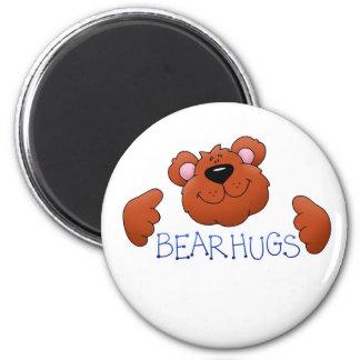 Bear Hugs - Magnet
