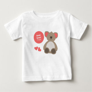 Bear hugs toddlers tshirt