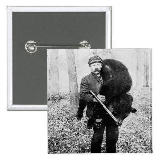 Bear hunter 1909 pins