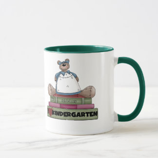 Bear I Love Kindergarten Mug