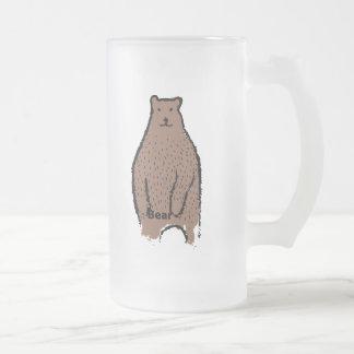 Bear Identity Mug