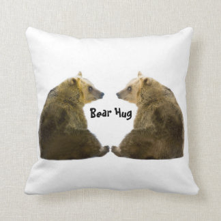 Bear image for Throw-Cushion Throw Pillow