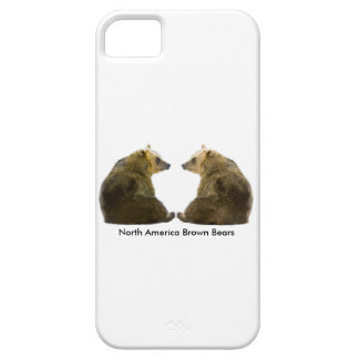 Bear image iPhone-SE-+-iPhone-5-5S-Barely-There iPhone 5 Cover