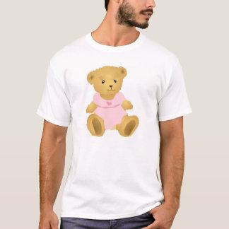 Bear in a Pink Dress