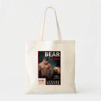 Bear in Mine Cover Tote