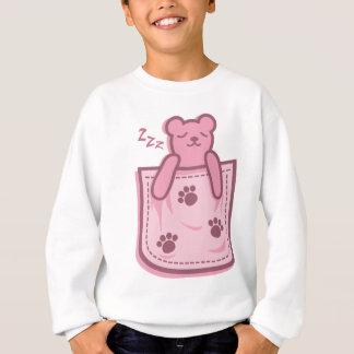 Bear_in_the_Pocket Sweatshirt