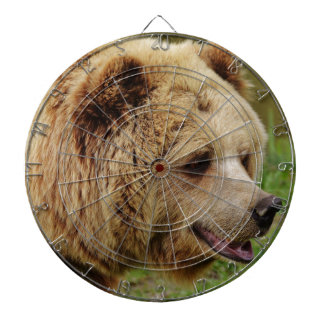 Bear in the wild dart boards