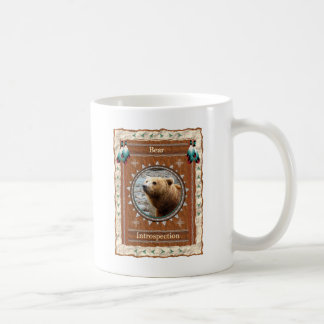 Bear -Introspection- Classic Coffee Mug