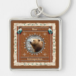 Bear - Introspection - Key Chain