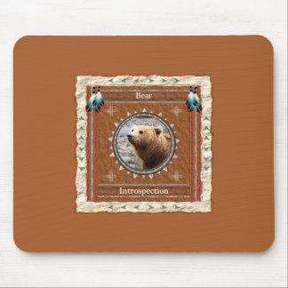 Bear -Introspection- Mousepad