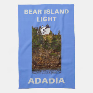BEAR ISLAND KITCHEN TOWEL