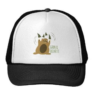 Bear It Trucker Hat