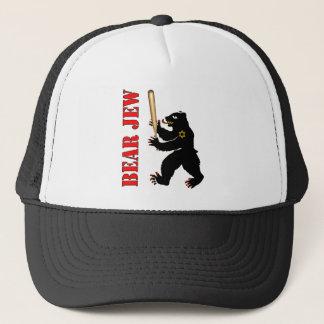 Bear Jew Trucker Hat