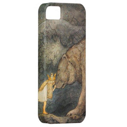 Bear Kiss iPhone 5 Case