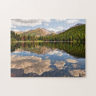 Bear Lake. Colorado. Jigsaw Puzzle