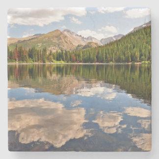 Bear Lake. Colorado. Stone Coaster