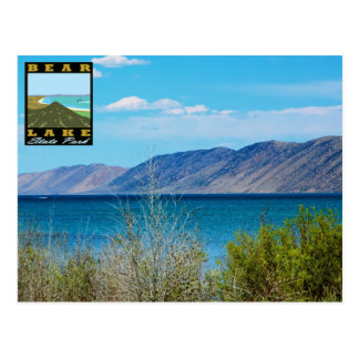 Bear Lake State Park - Idaho Postcard