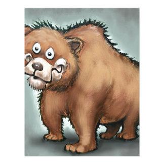 Bear Letterhead