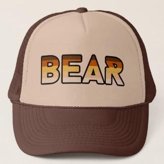 Bear Logo Gear 2 Trucker Hat